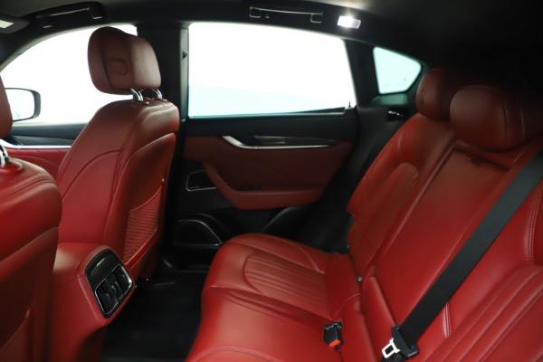 Used 2019 Maserati Levante S Q4 GranLusso for sale $73,900 at Maserati of Westport in Westport CT 06880 19