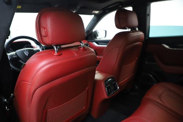 Used 2019 Maserati Levante S Q4 GranLusso for sale $73,900 at Maserati of Westport in Westport CT 06880 20