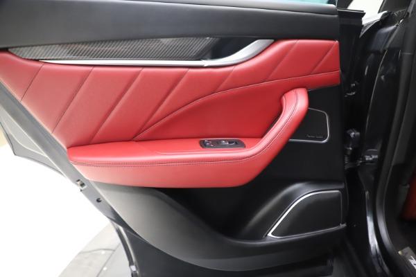 Used 2019 Maserati Levante S Q4 GranLusso for sale $73,900 at Maserati of Westport in Westport CT 06880 21