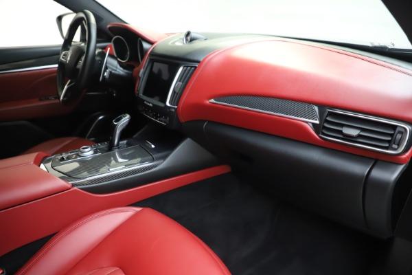 Used 2019 Maserati Levante S Q4 GranLusso for sale $73,900 at Maserati of Westport in Westport CT 06880 22