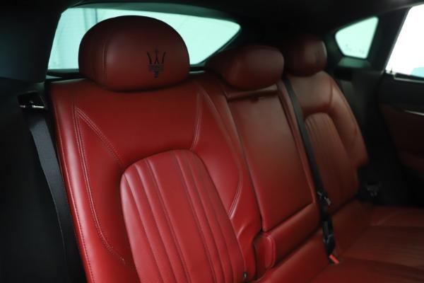 Used 2019 Maserati Levante S Q4 GranLusso for sale $73,900 at Maserati of Westport in Westport CT 06880 26