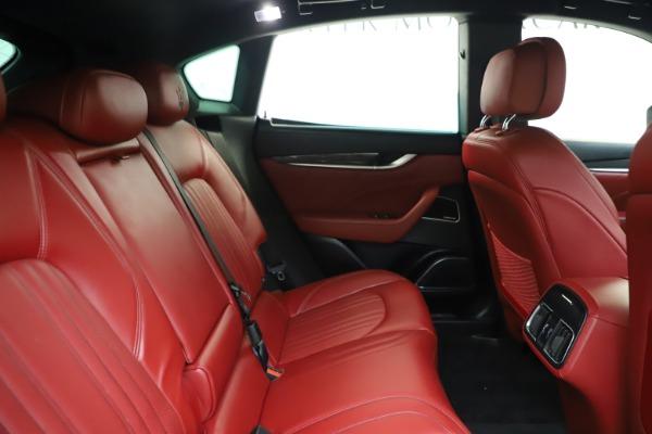 Used 2019 Maserati Levante S Q4 GranLusso for sale $73,900 at Maserati of Westport in Westport CT 06880 27