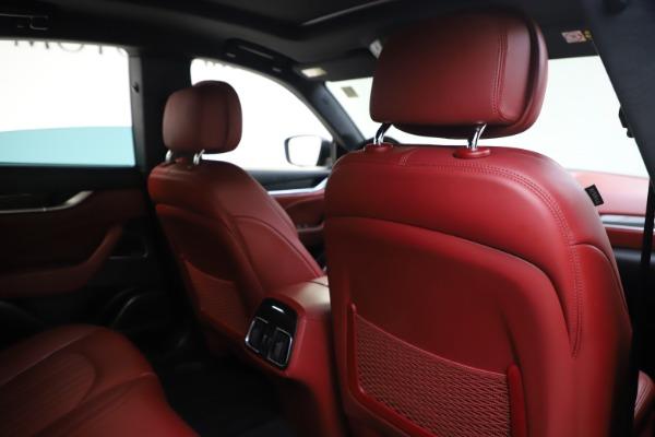 Used 2019 Maserati Levante S Q4 GranLusso for sale $73,900 at Maserati of Westport in Westport CT 06880 28