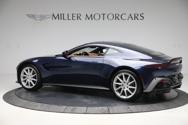New 2020 Aston Martin Vantage Coupe for sale $174,731 at Maserati of Westport in Westport CT 06880 10