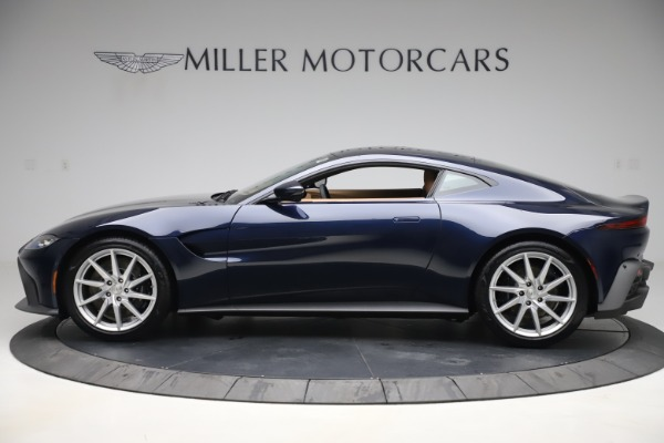 New 2020 Aston Martin Vantage Coupe for sale $174,731 at Maserati of Westport in Westport CT 06880 11