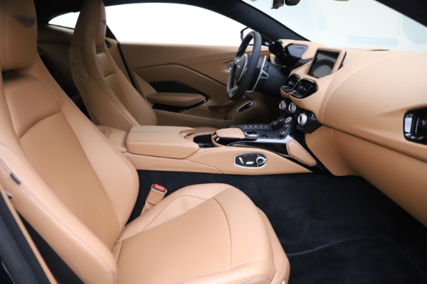 New 2020 Aston Martin Vantage Coupe for sale $174,731 at Maserati of Westport in Westport CT 06880 17