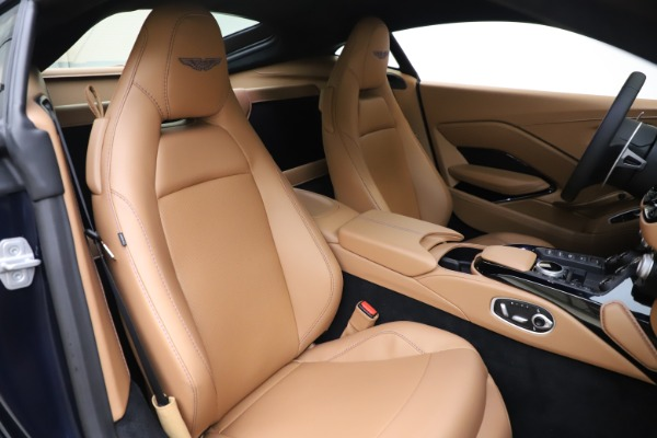 New 2020 Aston Martin Vantage Coupe for sale Sold at Maserati of Westport in Westport CT 06880 19