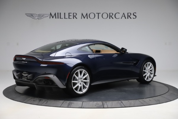 New 2020 Aston Martin Vantage Coupe for sale Sold at Maserati of Westport in Westport CT 06880 6