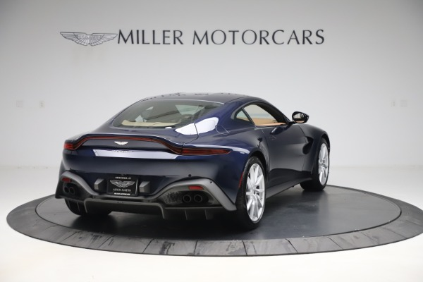 New 2020 Aston Martin Vantage Coupe for sale $174,731 at Maserati of Westport in Westport CT 06880 7