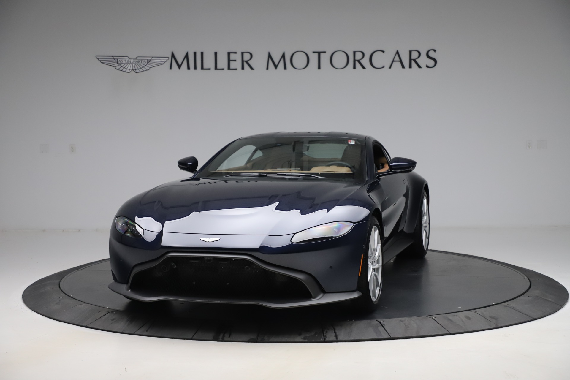 New 2020 Aston Martin Vantage Coupe for sale $174,731 at Maserati of Westport in Westport CT 06880 1