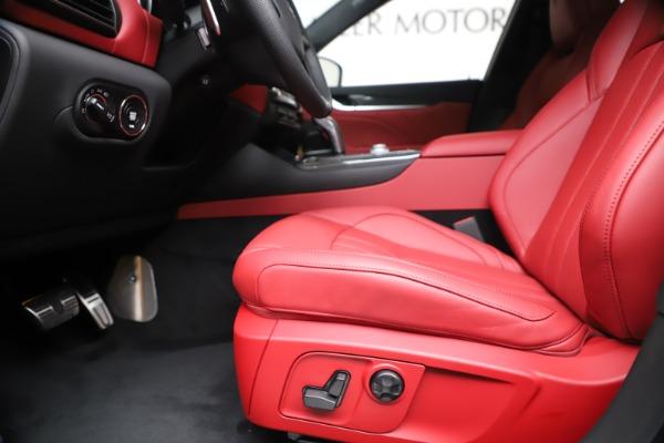 New 2020 Maserati Levante S Q4 GranSport for sale $101,535 at Maserati of Westport in Westport CT 06880 14