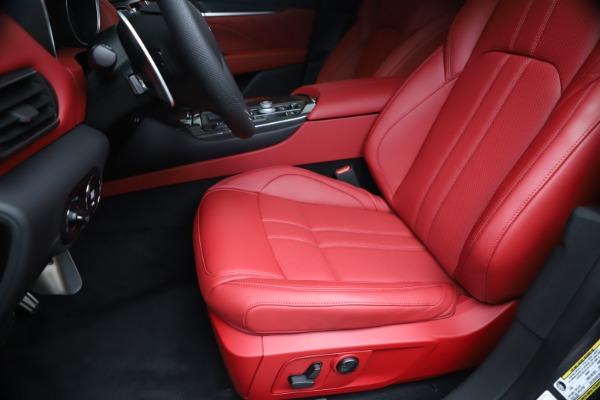 New 2020 Maserati Levante S Q4 GranSport for sale $101,535 at Maserati of Westport in Westport CT 06880 15