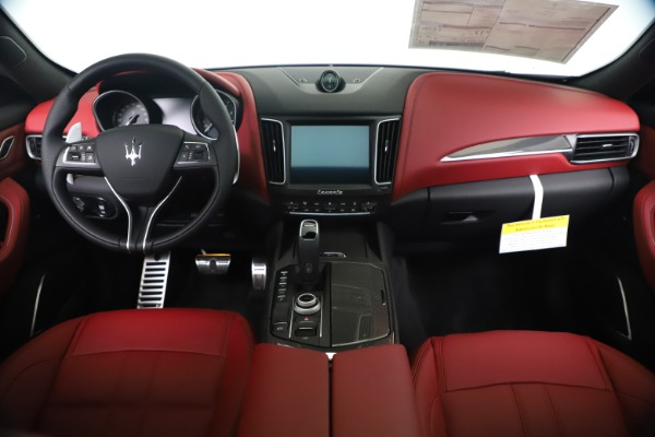 New 2020 Maserati Levante S Q4 GranSport for sale $101,535 at Maserati of Westport in Westport CT 06880 16