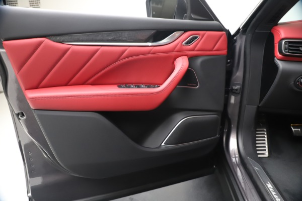 New 2020 Maserati Levante S Q4 GranSport for sale $101,535 at Maserati of Westport in Westport CT 06880 17