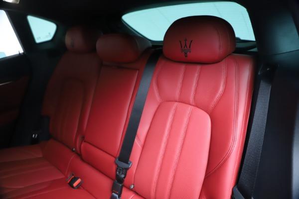 New 2020 Maserati Levante S Q4 GranSport for sale $101,535 at Maserati of Westport in Westport CT 06880 18