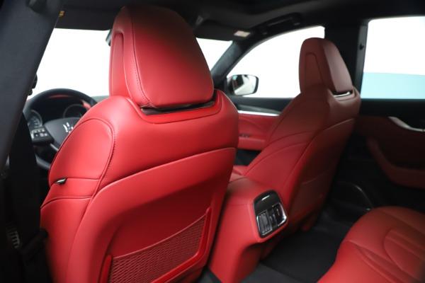 New 2020 Maserati Levante S Q4 GranSport for sale $101,535 at Maserati of Westport in Westport CT 06880 20