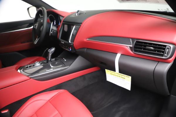 New 2020 Maserati Levante S Q4 GranSport for sale $101,535 at Maserati of Westport in Westport CT 06880 21