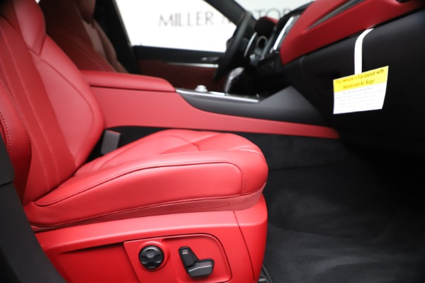 New 2020 Maserati Levante S Q4 GranSport for sale $101,535 at Maserati of Westport in Westport CT 06880 22