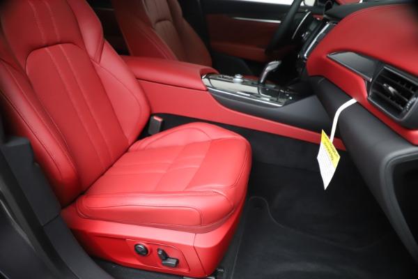 New 2020 Maserati Levante S Q4 GranSport for sale $101,535 at Maserati of Westport in Westport CT 06880 23