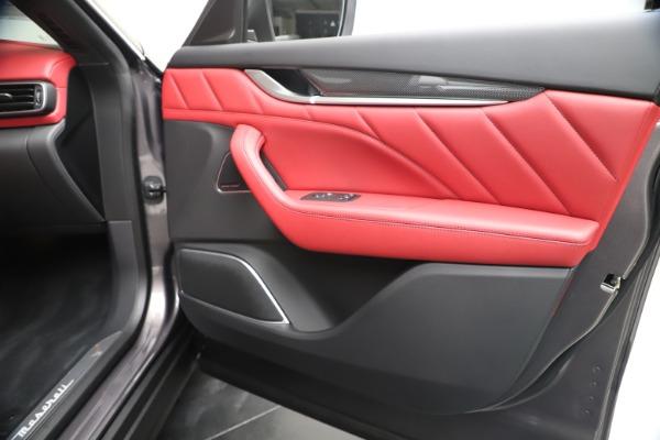 New 2020 Maserati Levante S Q4 GranSport for sale $101,535 at Maserati of Westport in Westport CT 06880 24