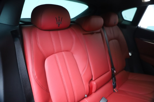 New 2020 Maserati Levante S Q4 GranSport for sale $101,535 at Maserati of Westport in Westport CT 06880 25