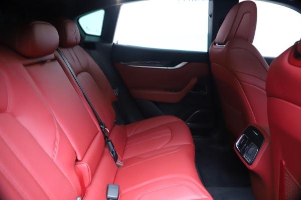 New 2020 Maserati Levante S Q4 GranSport for sale $101,535 at Maserati of Westport in Westport CT 06880 26