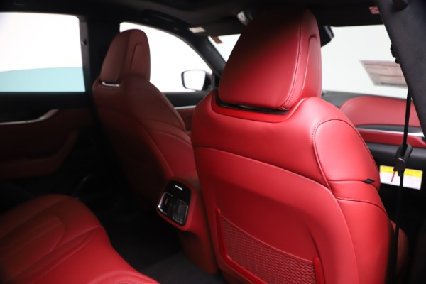 New 2020 Maserati Levante S Q4 GranSport for sale $101,535 at Maserati of Westport in Westport CT 06880 27