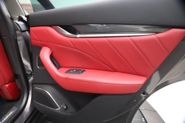 New 2020 Maserati Levante S Q4 GranSport for sale $101,535 at Maserati of Westport in Westport CT 06880 28