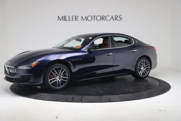 New 2020 Maserati Ghibli S Q4 for sale $85,535 at Maserati of Westport in Westport CT 06880 2