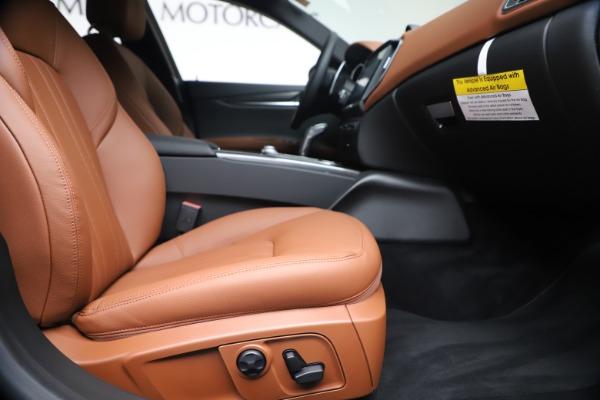 New 2020 Maserati Ghibli S Q4 for sale $85,535 at Maserati of Westport in Westport CT 06880 23