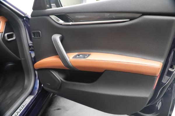 New 2020 Maserati Ghibli S Q4 for sale $85,535 at Maserati of Westport in Westport CT 06880 25