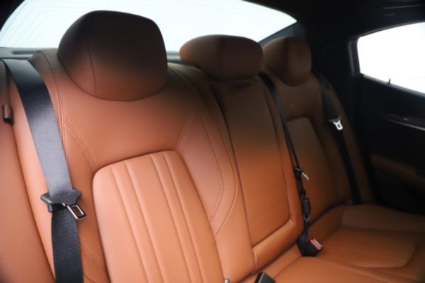 New 2020 Maserati Ghibli S Q4 for sale $85,535 at Maserati of Westport in Westport CT 06880 26