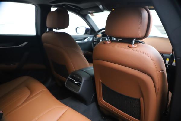 New 2020 Maserati Ghibli S Q4 for sale $85,535 at Maserati of Westport in Westport CT 06880 28