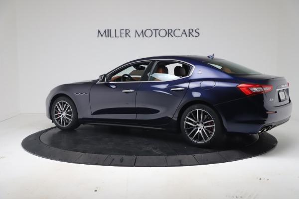 New 2020 Maserati Ghibli S Q4 for sale $85,535 at Maserati of Westport in Westport CT 06880 4