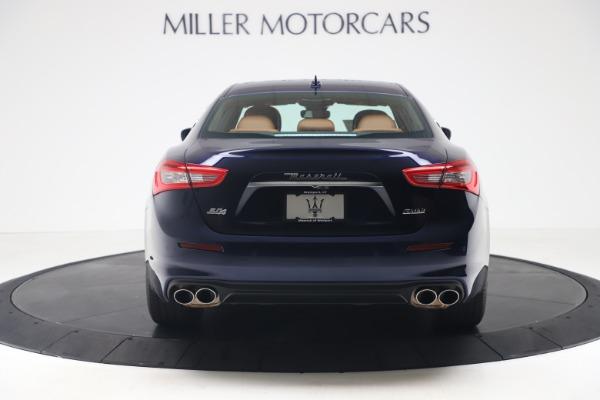 New 2020 Maserati Ghibli S Q4 for sale $85,535 at Maserati of Westport in Westport CT 06880 6