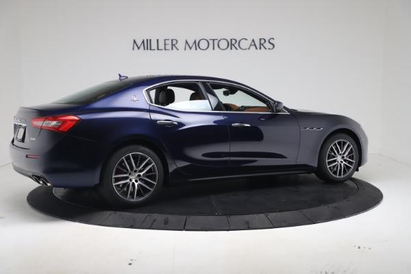New 2020 Maserati Ghibli S Q4 for sale $85,535 at Maserati of Westport in Westport CT 06880 8
