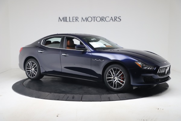New 2020 Maserati Ghibli S Q4 for sale $85,535 at Maserati of Westport in Westport CT 06880 10