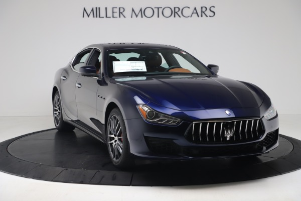 New 2020 Maserati Ghibli S Q4 for sale $85,535 at Maserati of Westport in Westport CT 06880 11