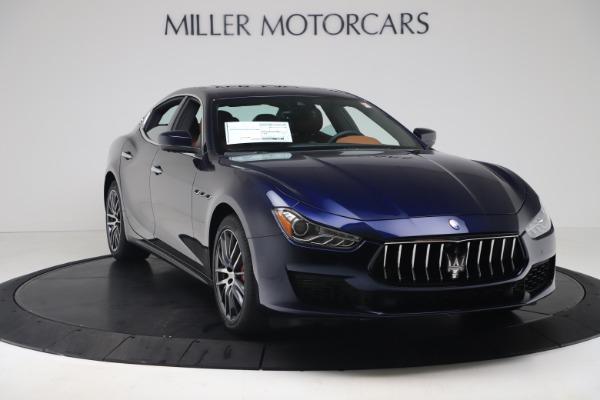 New 2020 Maserati Ghibli S Q4 for sale $85,535 at Maserati of Westport in Westport CT 06880 11