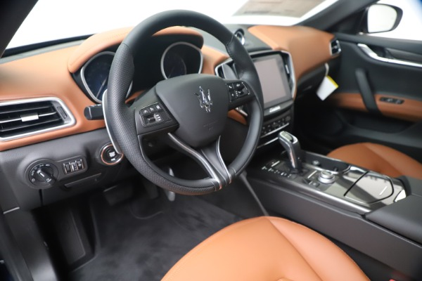 New 2020 Maserati Ghibli S Q4 for sale $85,535 at Maserati of Westport in Westport CT 06880 13