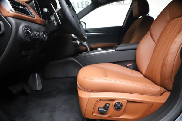 New 2020 Maserati Ghibli S Q4 for sale $85,535 at Maserati of Westport in Westport CT 06880 14