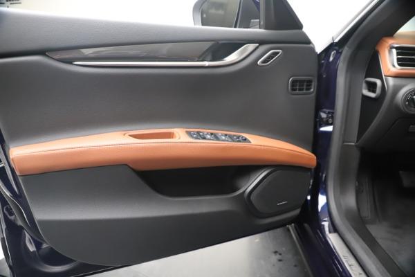 New 2020 Maserati Ghibli S Q4 for sale $85,535 at Maserati of Westport in Westport CT 06880 17
