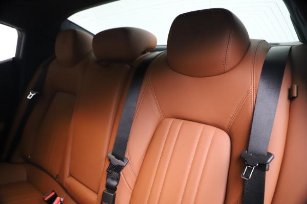 New 2020 Maserati Ghibli S Q4 for sale $85,535 at Maserati of Westport in Westport CT 06880 18