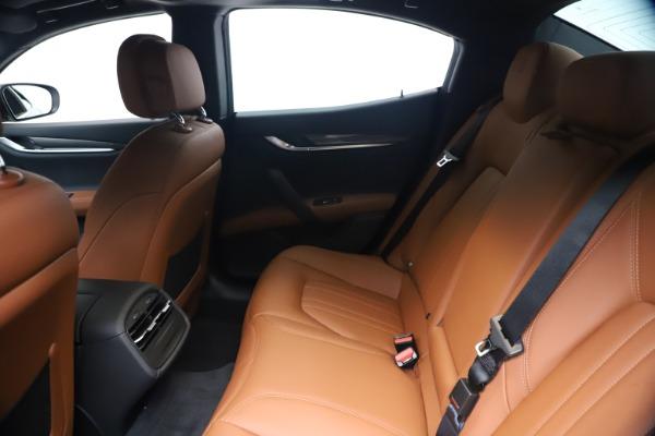 New 2020 Maserati Ghibli S Q4 for sale $85,535 at Maserati of Westport in Westport CT 06880 19