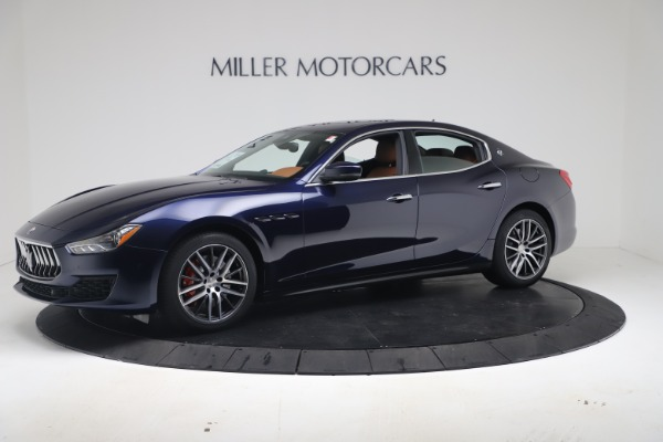 New 2020 Maserati Ghibli S Q4 for sale $85,535 at Maserati of Westport in Westport CT 06880 2