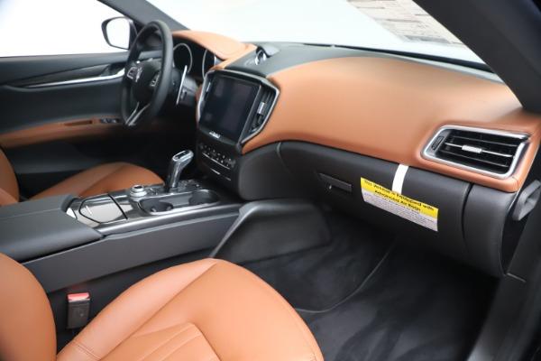 New 2020 Maserati Ghibli S Q4 for sale $85,535 at Maserati of Westport in Westport CT 06880 22