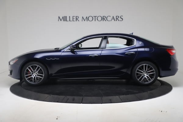 New 2020 Maserati Ghibli S Q4 for sale $85,535 at Maserati of Westport in Westport CT 06880 3
