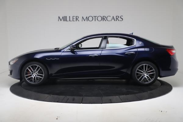 New 2020 Maserati Ghibli S Q4 for sale $85,535 at Maserati of Westport in Westport CT 06880 3
