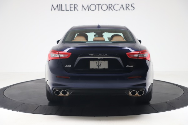 New 2020 Maserati Ghibli S Q4 for sale $85,535 at Maserati of Westport in Westport CT 06880 6