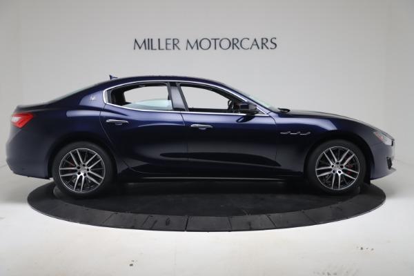 New 2020 Maserati Ghibli S Q4 for sale $85,535 at Maserati of Westport in Westport CT 06880 9